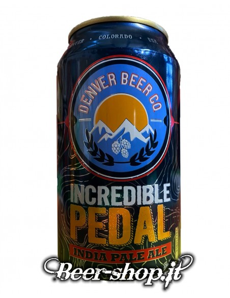 Denver Beer Co. Incredible Pedal Ipa 35,5 cl