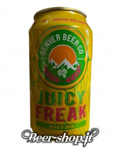 Denver Beer Co. Juicy Freak Ipa 35,5 cl
