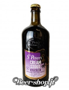 St Peter's Cream Stout Gfree 50cl