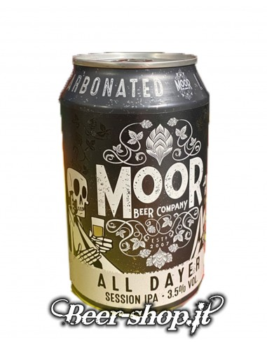 Moor Dead Punk All Dayer Session Ipa...