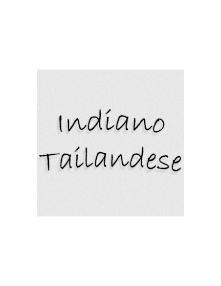 Indiano / Tailandese